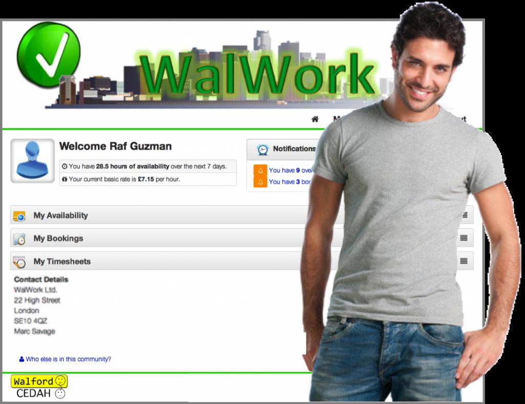 1 - Seller Home WalWork